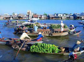 Đi máy bay từ Hà Nội vào Cần Thơ mất bao lâu?