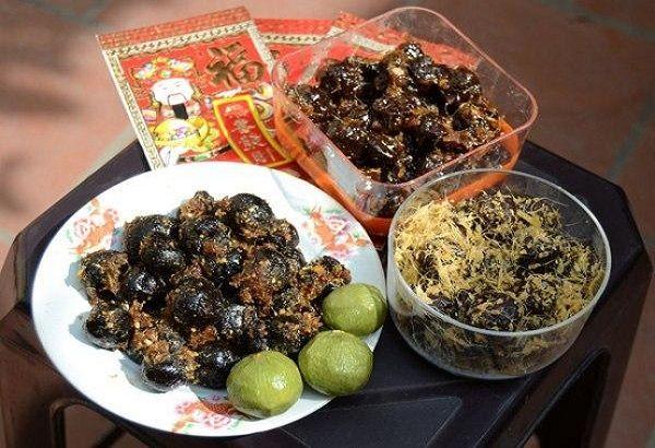 Đặc sản Hà Nội mua về làm quà