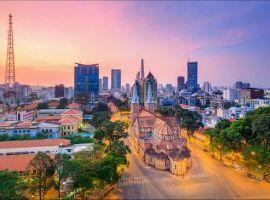 Hé lộ 5 công viên đẹp ở Sài Gòn
